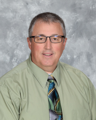 From the Superintendent's Desk... Mr. Randy Dunlap